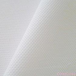 Pique Nido de abeja Pol/Alg 65/35% 160 cm rosa